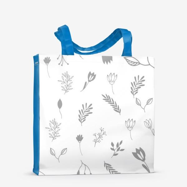 Сумка-шоппер «Растения»