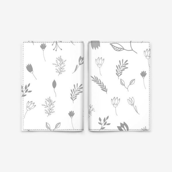 Обложка для паспорта «Растения»