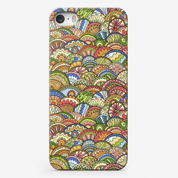 Чехол iPhone «Чешуйки»