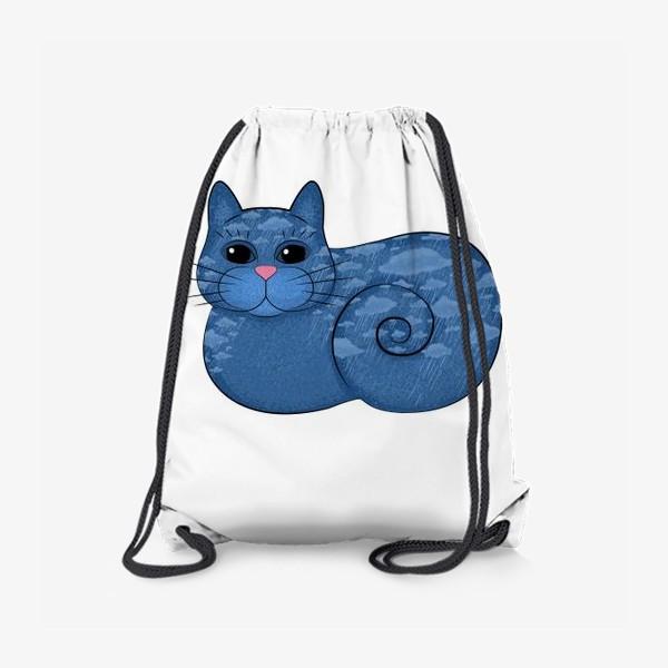 Рюкзак «Дождливый кот»