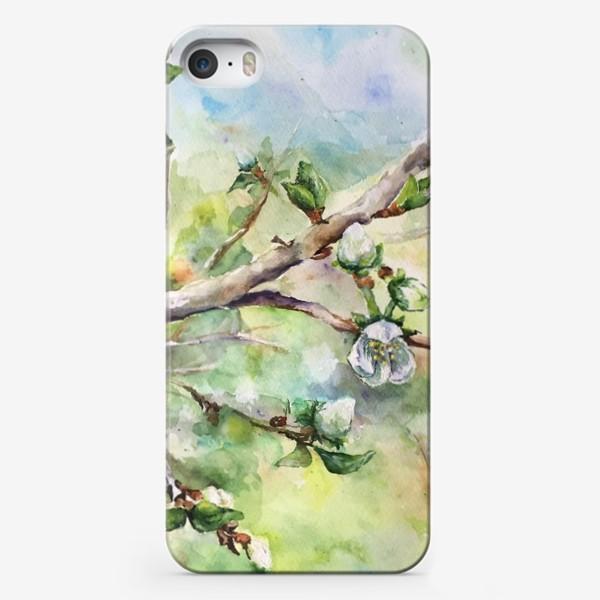Чехол iPhone «Весна »
