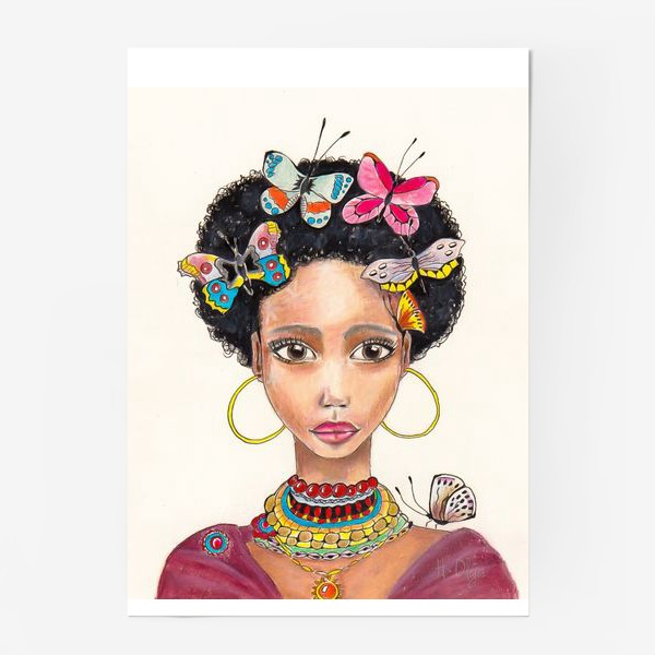 Постер «Кубинка»
