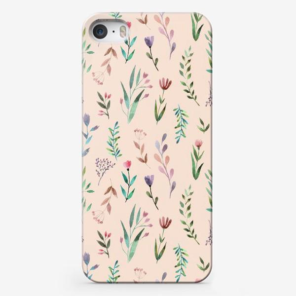 Чехол iPhone «Весенний сон»