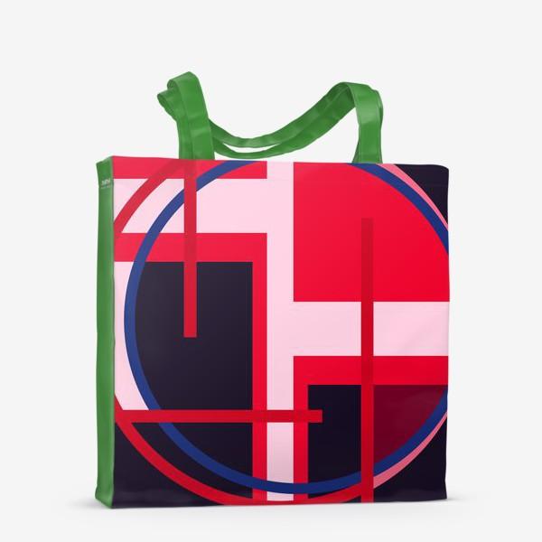 Сумка-шоппер «Abstract design for your creativity»
