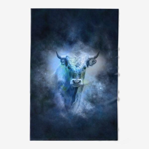 Полотенце «Белый бык»