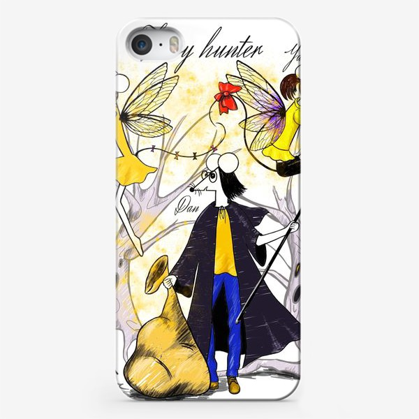 Чехол iPhone «FAIRY HUNTER»