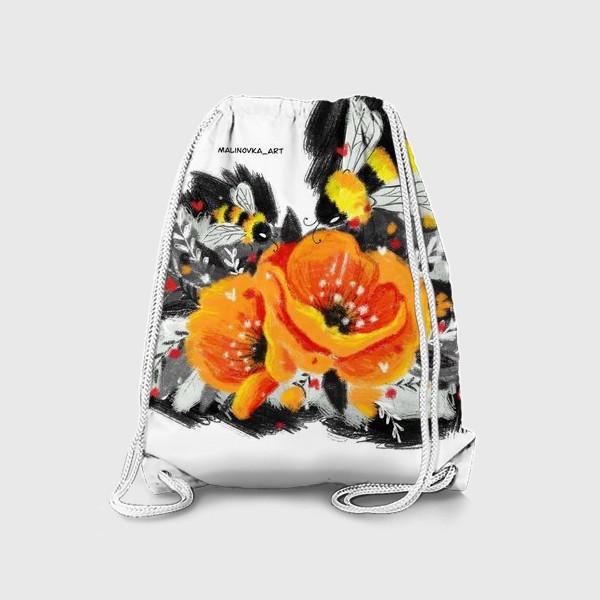 Рюкзак «Пчёлы»