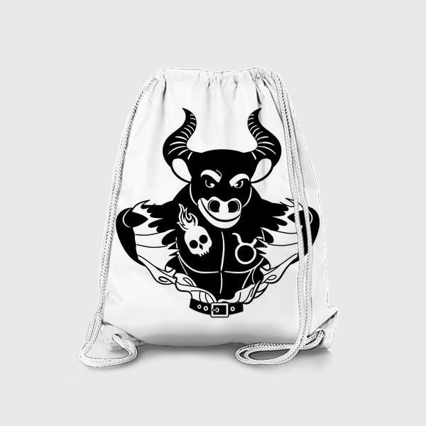 Рюкзак «Телец тату»