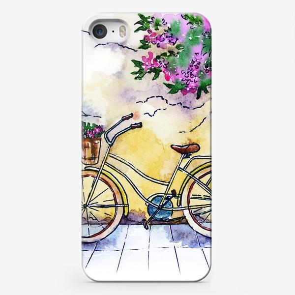 Чехол iPhone «Итальянская улочка»