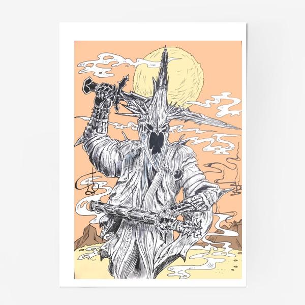 Постер «Принт »