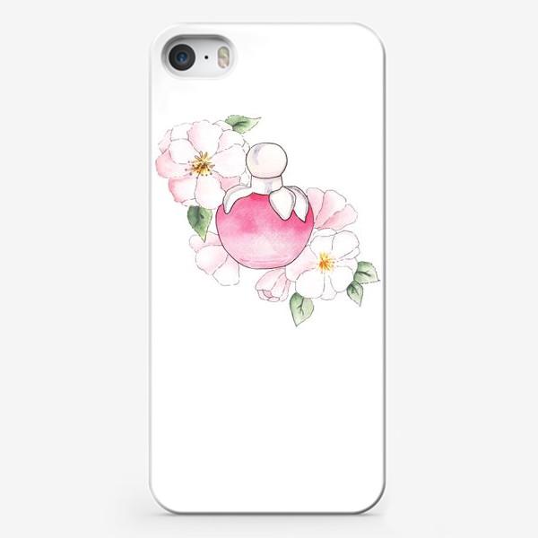 Чехол iPhone «Яблоневый цвет»