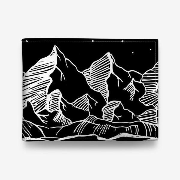 Кошелек «Белые горы»