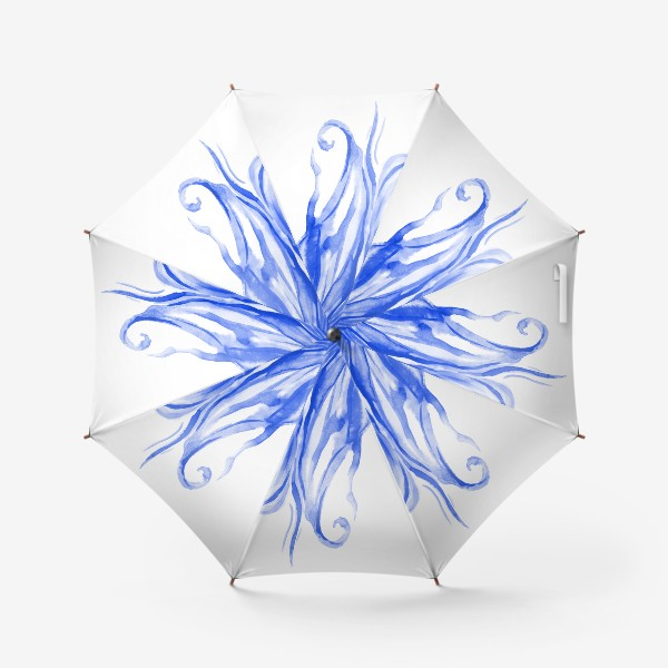 Зонт «Девушка с Севера»