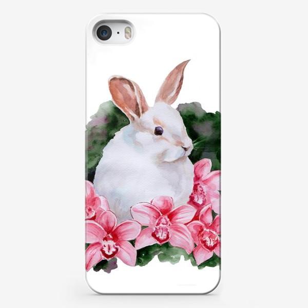 Чехол iPhone «Кролик»