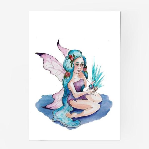 Постер «Феечка воды»