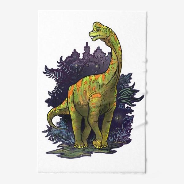 Полотенце «Динозавр»