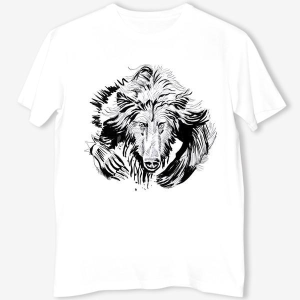 Футболка «Лесной зверь»