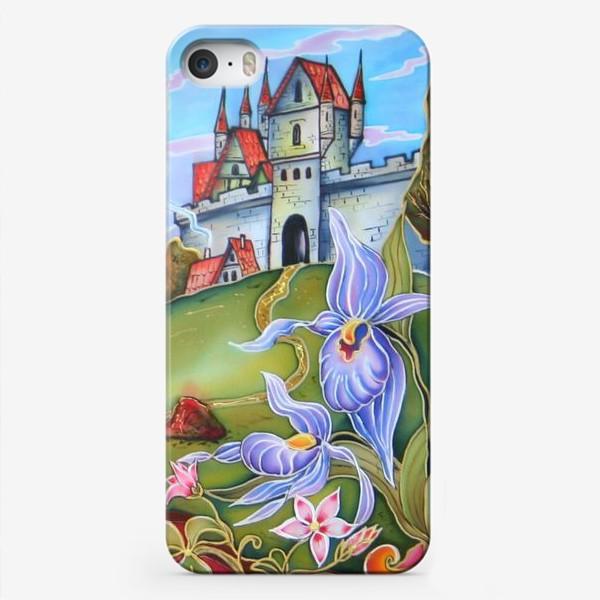 Чехол iPhone «Замки »