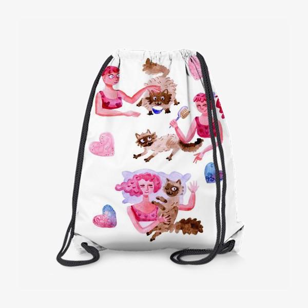 Рюкзак «Мой котик»