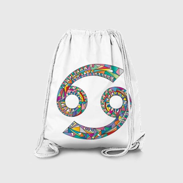 Рюкзак «Знак зодиака РАК»