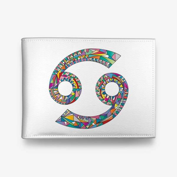 Кошелек «Знак зодиака РАК»