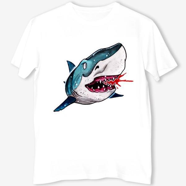 Футболка «Акула»