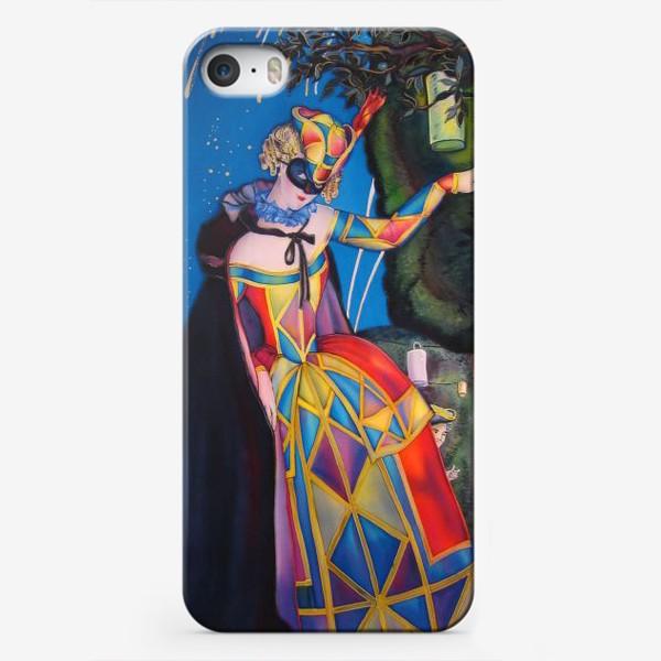 Чехол iPhone «Коломбина »