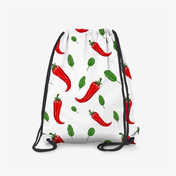 Рюкзак «Чили перцы»
