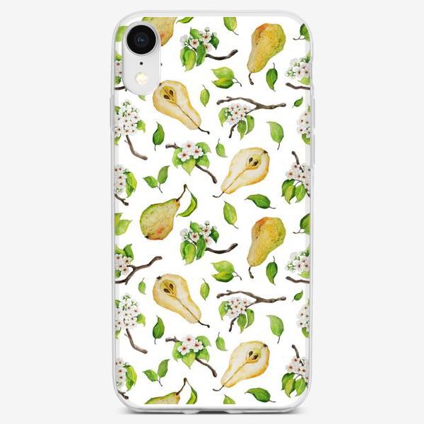 Чехол iPhone «Грушевый сад»