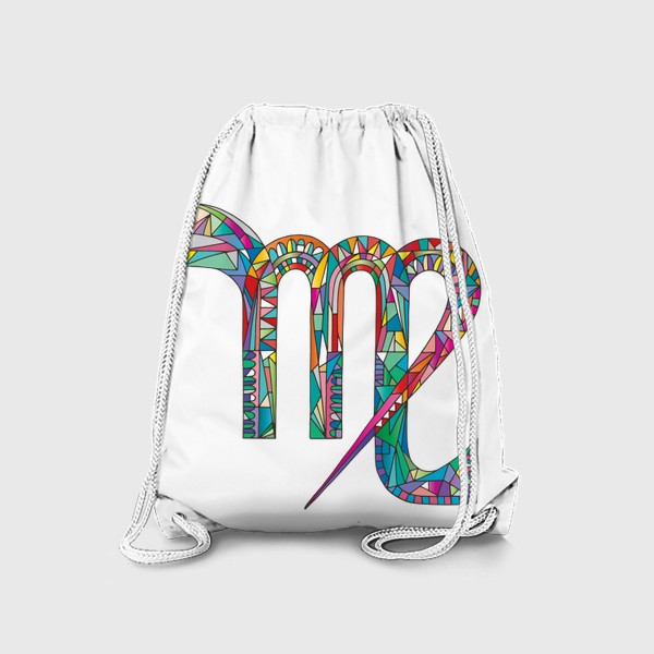 Рюкзак «Знак зодиака ДЕВА»