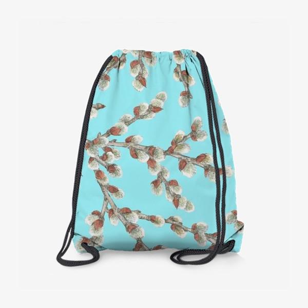 Рюкзак «Веточки вербы»