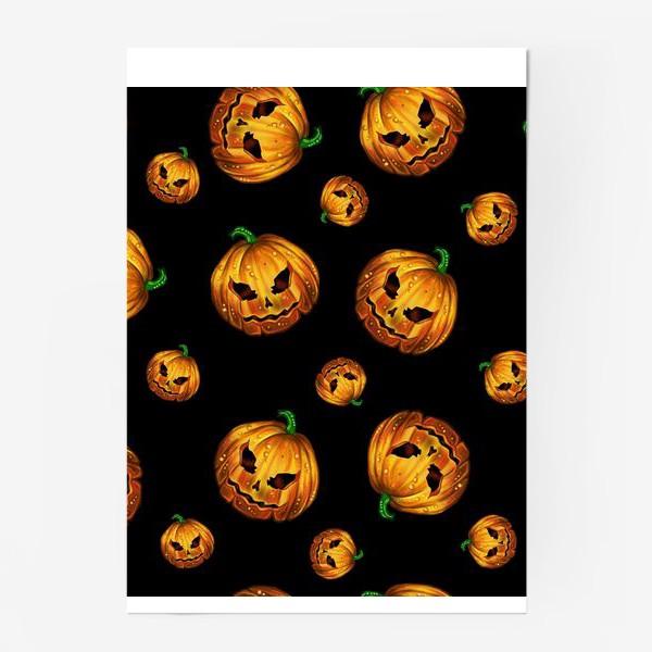 Постер «Хэллоуинский паттерн»