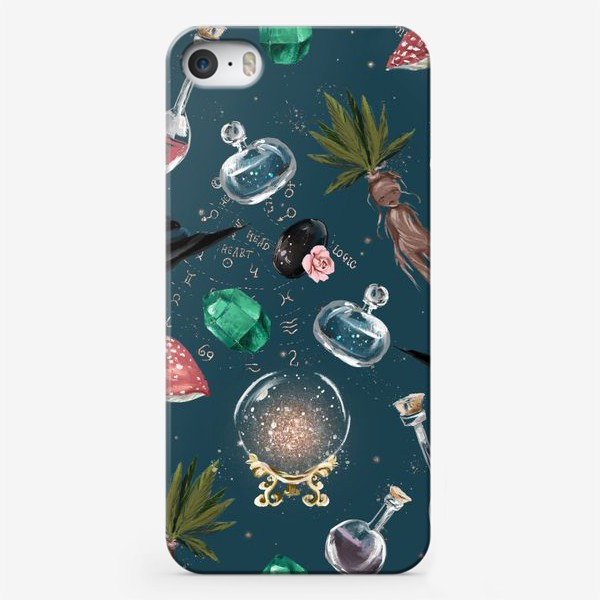 Чехол iPhone «Ведьма паттерн»