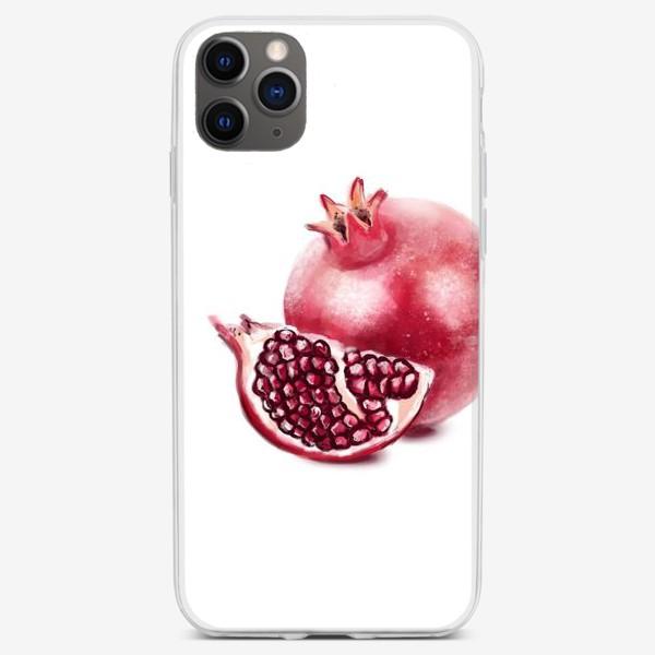 Чехол iPhone «Гранат»