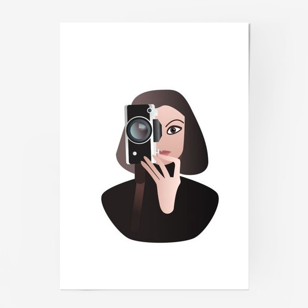 Постер «Фотограф»