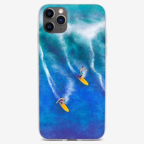 Чехол iPhone «Вызов стихии»