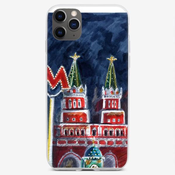 Чехол iPhone «МОСКВА»