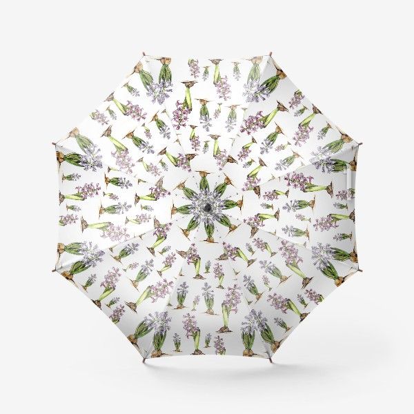Зонт «Гиацинты»