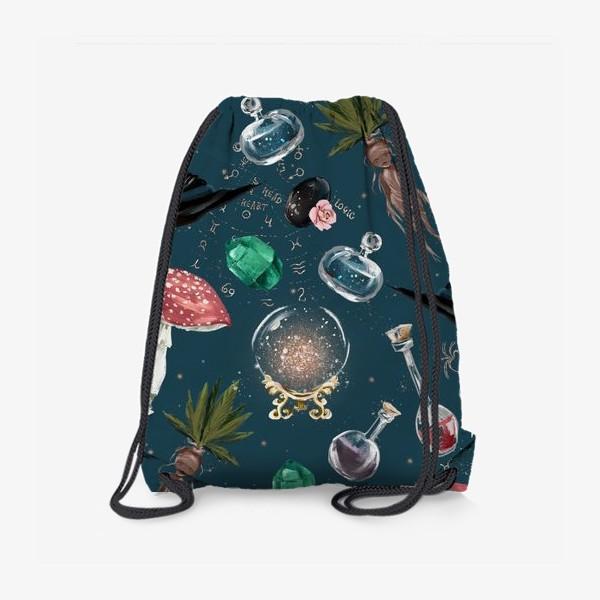 Рюкзак «Ведьма паттерн»