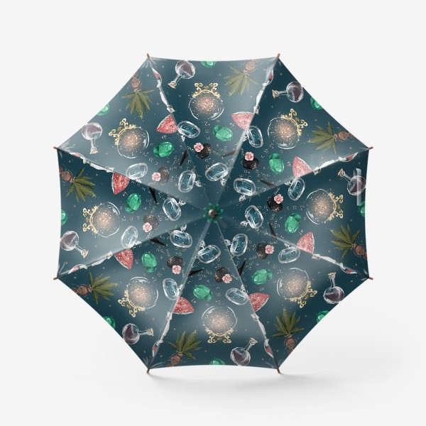 Зонт «Ведьма паттерн»