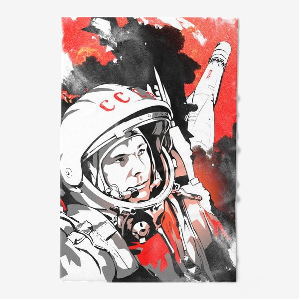 Полотенце «Гагарин»