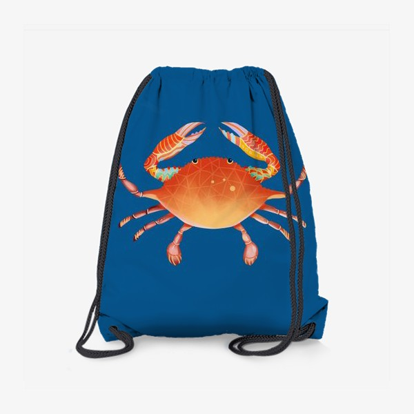 Рюкзак «Рак. Подарок для рака»