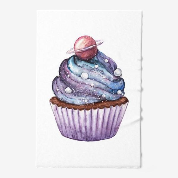 Полотенце «космический десерт»