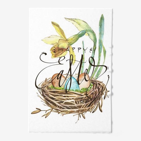 Полотенце «Пасхальная открытка»