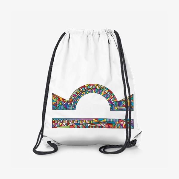 Рюкзак «Знак зодиака ВЕСЫ»