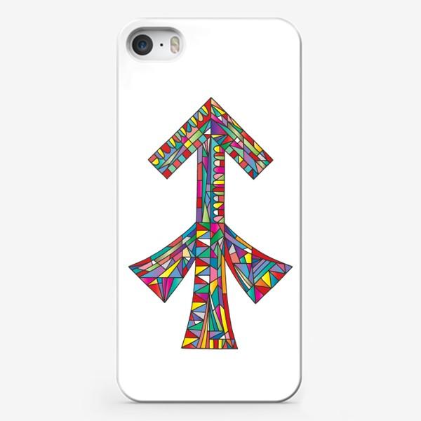Чехол iPhone «Знак зодиака СТРЕЛЕЦ»
