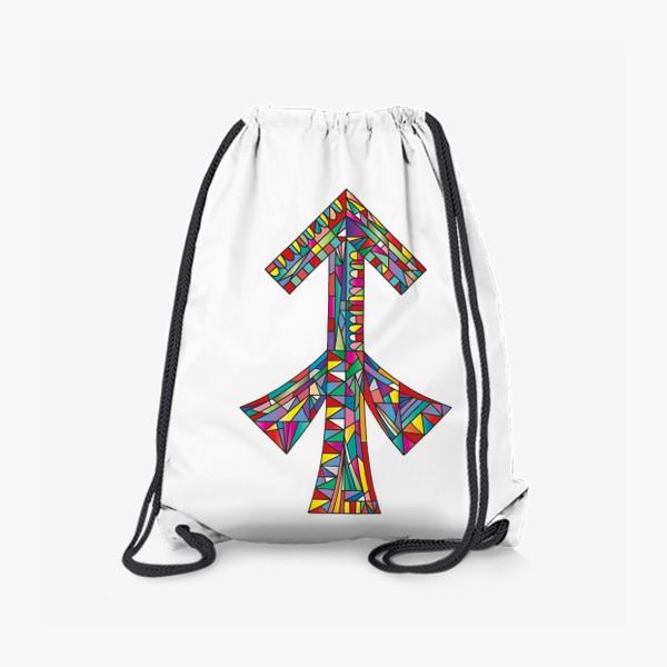 Рюкзак «Знак зодиака СТРЕЛЕЦ»