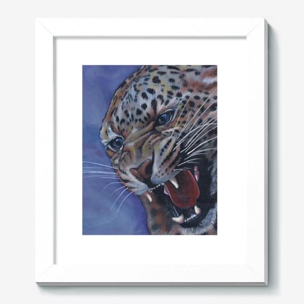 Картина «Леопард »