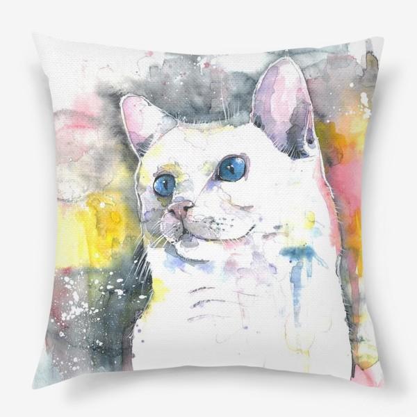Подушка «Кот »