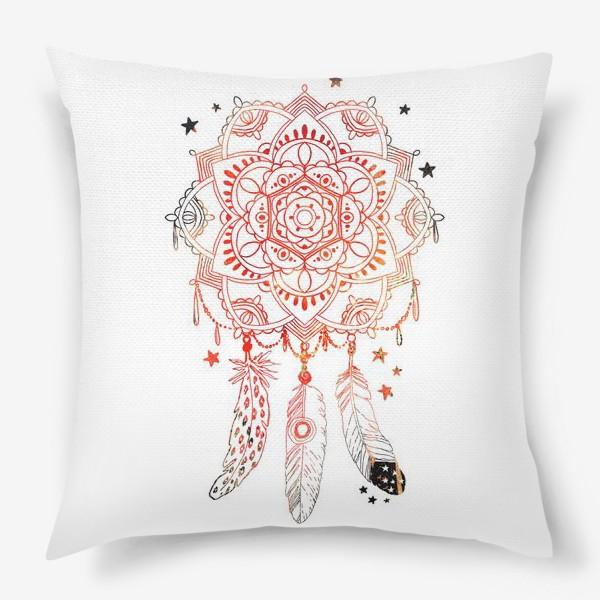 Подушка «Ловец снов»